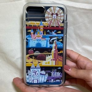 Disneyland OtterBox iPhone case